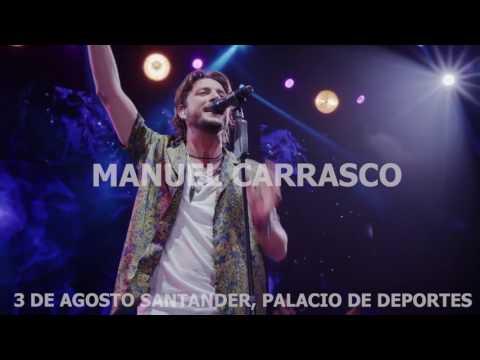 Concierto de Manuel Carrasco en Santander