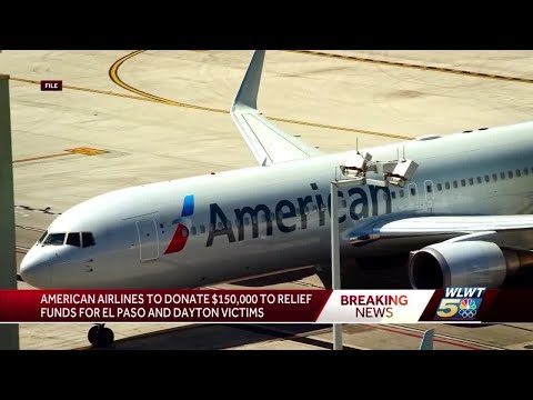 American Airlines Donates $75,000 To Dayton Community