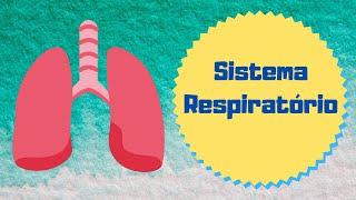 Sistema Respiratório - Estudo do Meio 1º ciclo - O Troll explica.