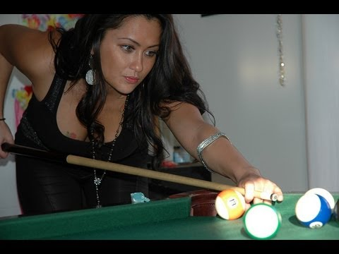 asian pool players