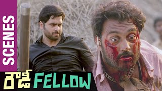 Nara Rohit Assassinate Ajay | Rowdy Fellow Telu...