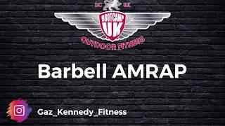 Barbell AMRAP