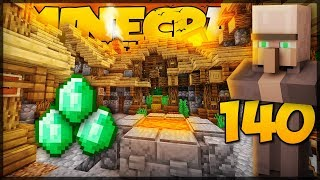 CENTRO DE COMÉRCIO MEDIEVAL! // Meu Mundo #140 // Minecraft
