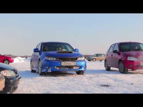 Зимний автоспринт от Safety Drive / Nice-Car.Ru