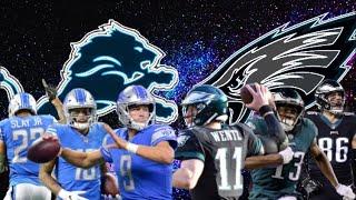 Lions vs Eagles Week 3 Trailer  || Hype Highlights ||