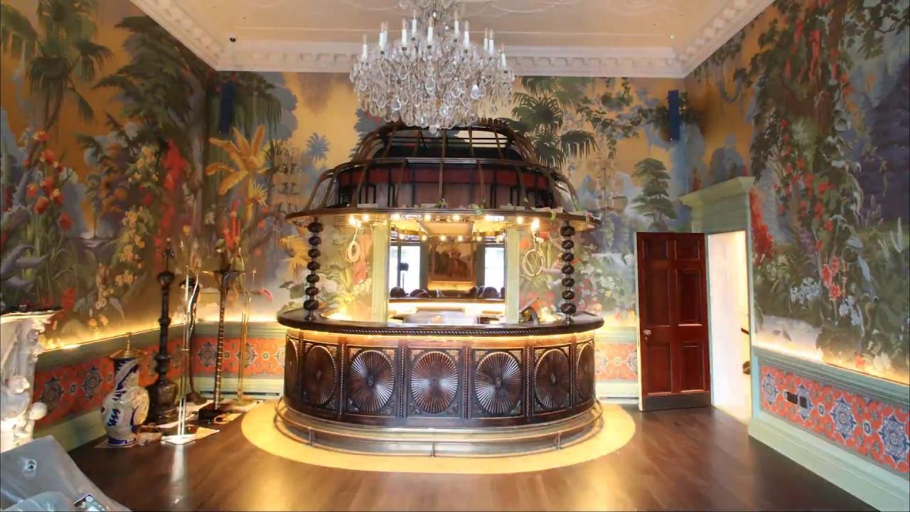 Time-Lapse - Annabel\'s Nightclub Renovation - YouTube