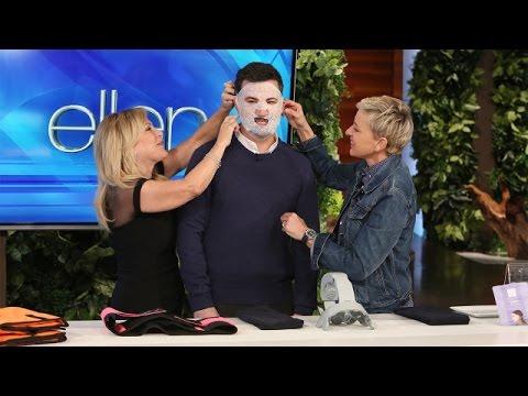 Jimmy Kimmel Gets Oscar-Ready!