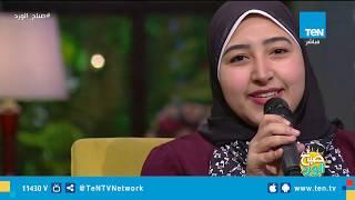 لقاء مع أول مسلمة محجبة ترتل ترانيم مسيحية داخل الكنيسة
