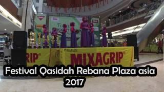 FESTIVAL QASIDAH REBANA PLAZA ASIA 2017