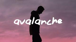 James Arthur - Avalanche (Lyrics)