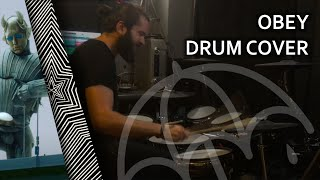 Obey - Bring Me The Horizon/Yungblud - Drum Cover