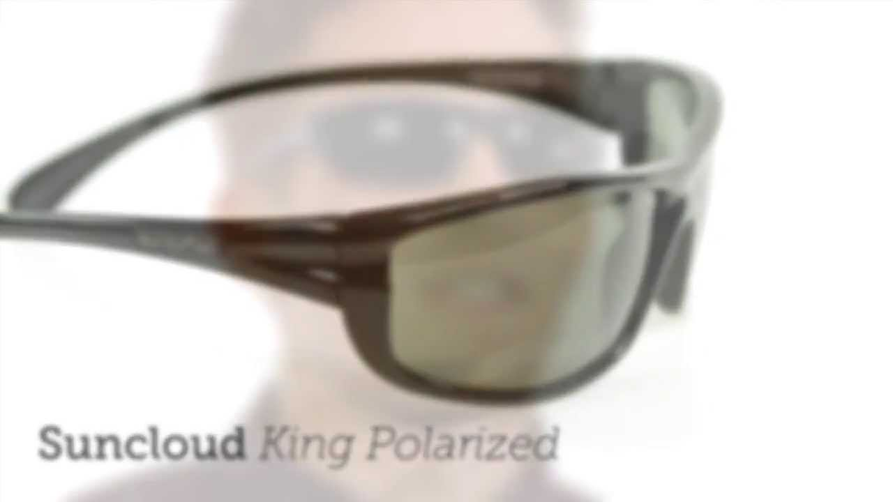 eea65068d7d Product Review  Suncloud King Polarized Sunglasses - YouTube