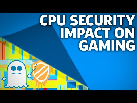 What PC Gamers Need To Know About CPU Security Flaws And Performance Loss