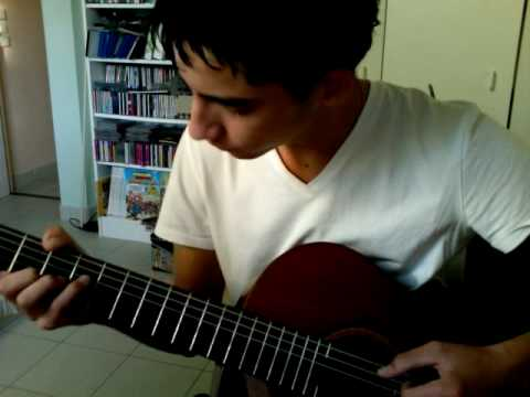The Girl From Ipanema Guitar Easy Chords Mod Youtube