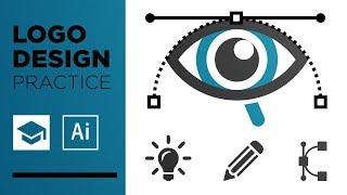Logo Design Practice Random Words Logo Design #2