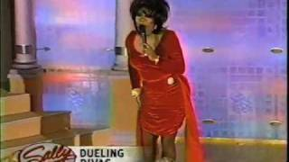 April Summers as Patti Labelle on Sally