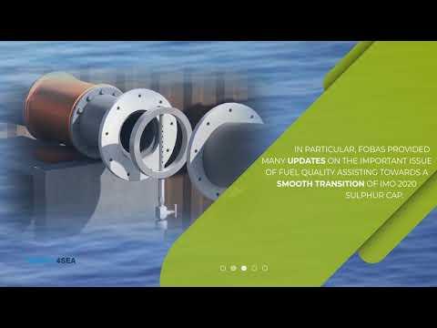 Lloyd's Register FOBAS receives GREEN4SEA Clean Shipping Award