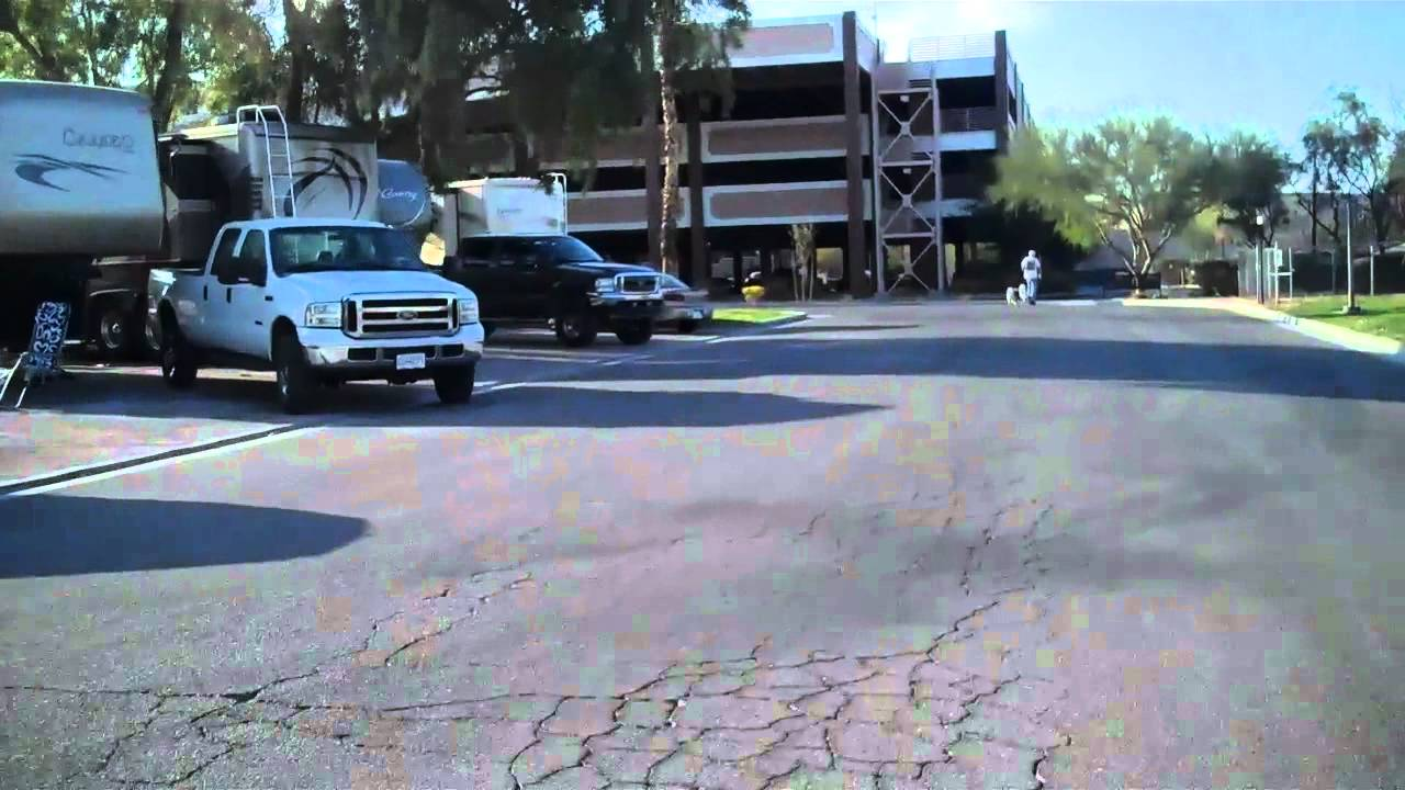 Sam S Town Casino Rv Park Drive Through Las Vegas Nevada