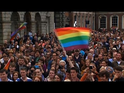 Ireland's Social Revolution: Traditionally Catholic Nation Makes History with Marriage Equality Vote