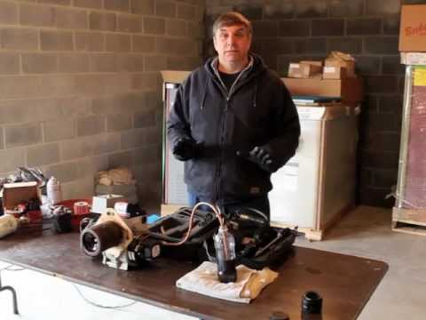 Oil Furnace Service - How to Maintain your oil furnace annually for max efficiency Part 1