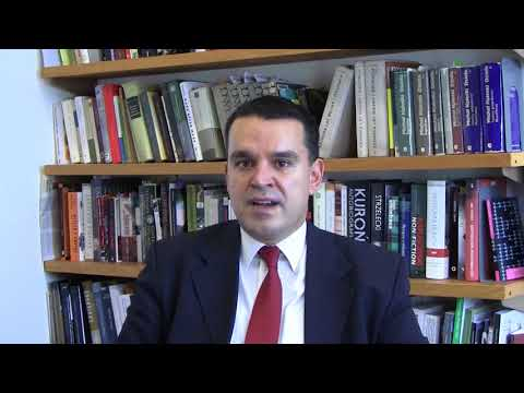 """""""Constitutional Reform in Greece and Turkey"""" - Interview with Ioannis Grigoriadis"""