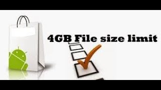 Nintendo Switch How to split files for FAT32