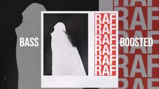 RAF - A$AP Rocky (feat. Playboi Carti, Quavo, Lil Uzi Vert, Frank Ocean) Bass Boosted
