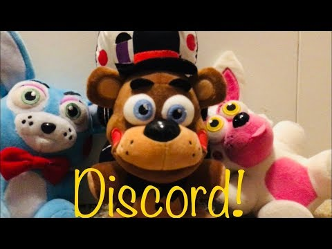 Discord!   (fnaf plush version) by the living tombstone