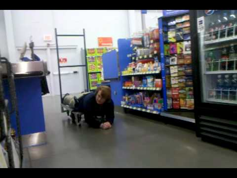 The People Of Walmart. Night Shift. - Youtube