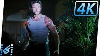 Mansion Attack Scene (Part 1) | X-Men 2 (2003) Movie Clip