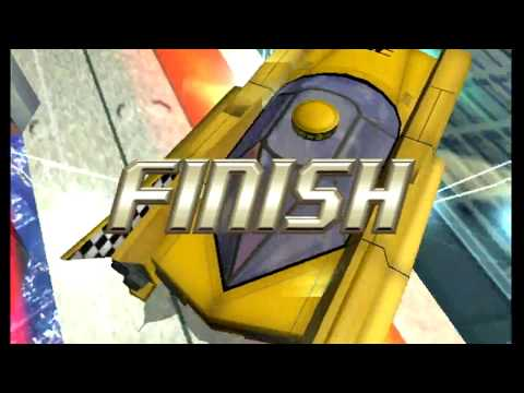 F-Zero GX Unleashed (v 2.0): Master Class beaten with Groovy Taxi