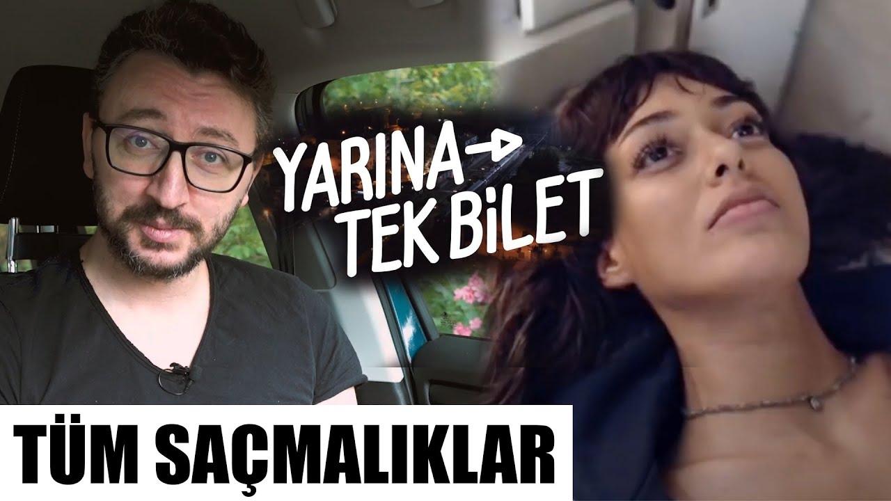 YARINA TEK BİLET İnceleme - Netflix'in İlk Türk Filmi