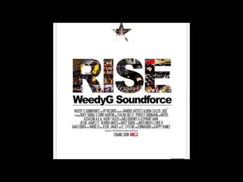 Mad Cobra - Squeeze ( Weedy G Soundforce ) - Rise EP 2014