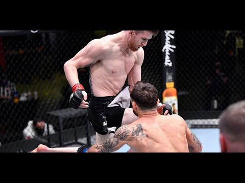 Cory Sandhagen viciously KOs Frankie Edgar with flying knee in 28 ...
