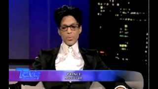 Prince & Dick Gregory on Chemtrails ✈=========☁☁