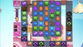 Candy Crush Saga Level 1611  No Booster