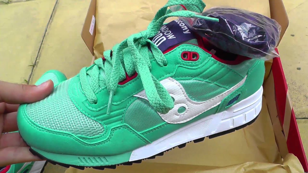 buy popular dcd50 307dc Saucony Shadow 5000 Minty Fresh Cavity Pack Review
