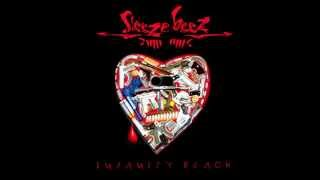 Sleeze Beez - Insanity Beach (Full Album)