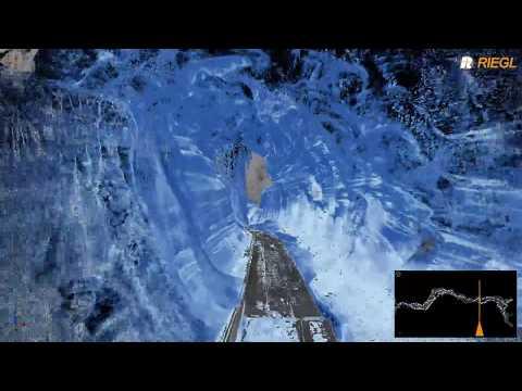 Underground Cave 3D Laser Scanning using the RIEGL VZ-400i terrestrial laser scanner!
