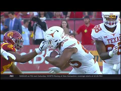 2017 - Texas Longhorns at USC Trojans in 40 Minutes