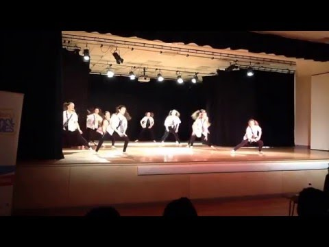 Leeds Schools Dance Competition 2016 St. Mary's Menston Key Stage 3