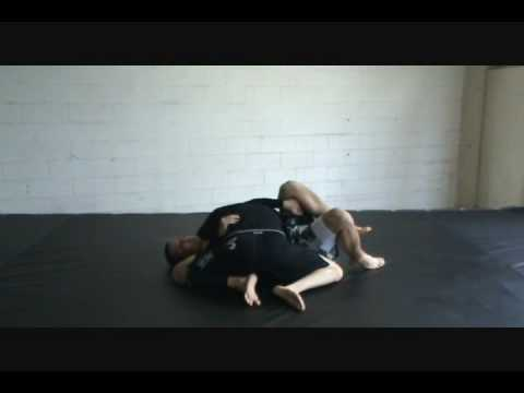 Darce Choke Escape from Side Control