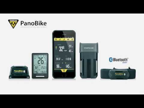 Topeak PanoBike Advanced Cycling App System