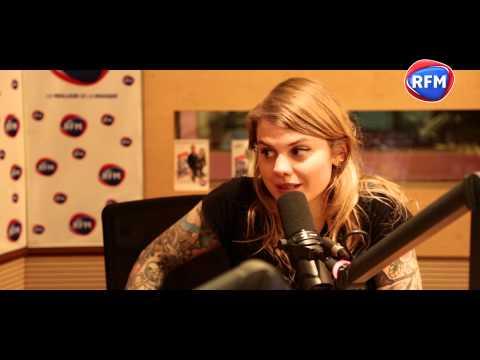 Cœur de Pirate en Interview V.I.P. RFM !