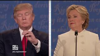 Speechless Speech / CLINTON vs. TRUMP
