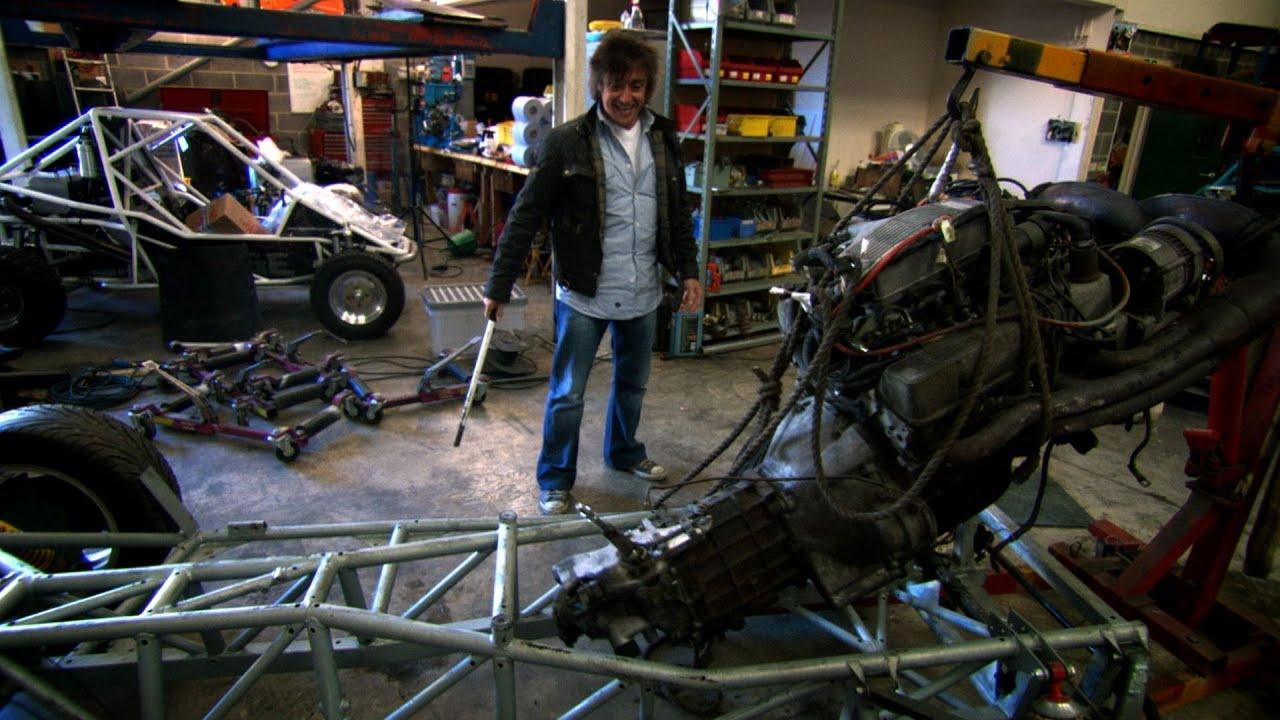 Construir un coche eléctrico – ahora en Full HD – Top Gear – serie 14 – BBC