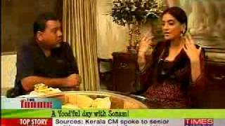 SHWETA JAIN - THE FOODIE (SONAM KAPOOR) PART 2 OF 3