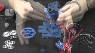RepRap Prusa Mendel i2 Assembly Guide P4 - Additiveware International