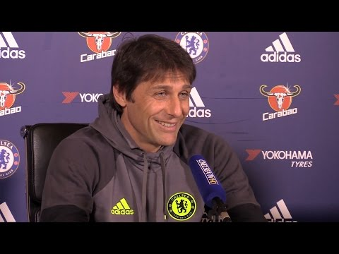 Antonio Conte Full Pre-Match Press Conference - Chelsea v Crystal Palace