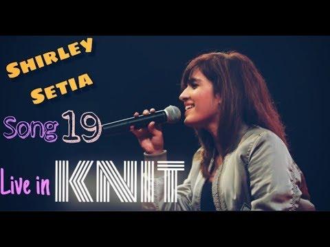 Phir Mohabbat Female Version | KNIT Sultanpur Anubhuti 2017 | Shirley Setia Live Concert